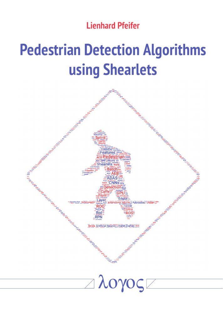 Pedestrian Detection Algorithms using Shearlets