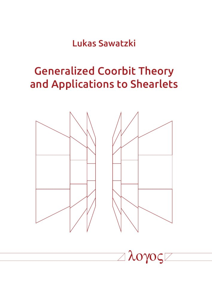 Generalized Coorbit Theory and Applications to Shearlets