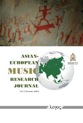 ASIAN-EUROPEAN MUSIC RESEARCH JOURNAL